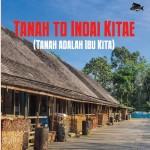 Buku Tanah to Indai Kitae (Tanah adalah Ibu Kita)